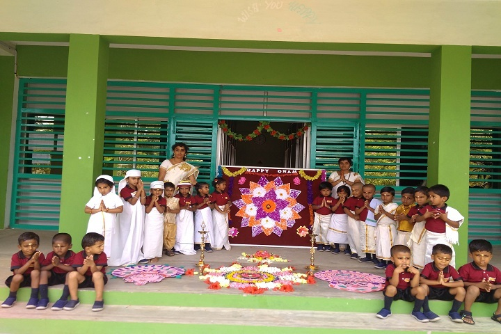 Shempark Public School-Onam Celebration