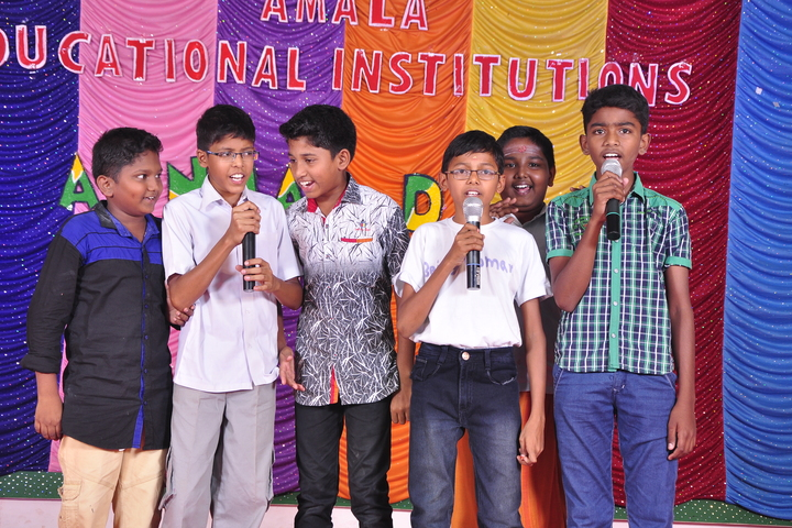 Shempark Public School-Singing