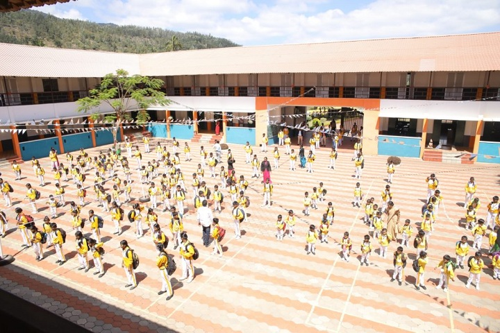 Shevaroys Valley School-Assembly