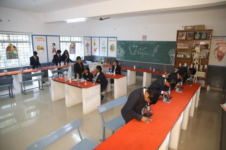 Shevaroys Valley School-Biology Lab