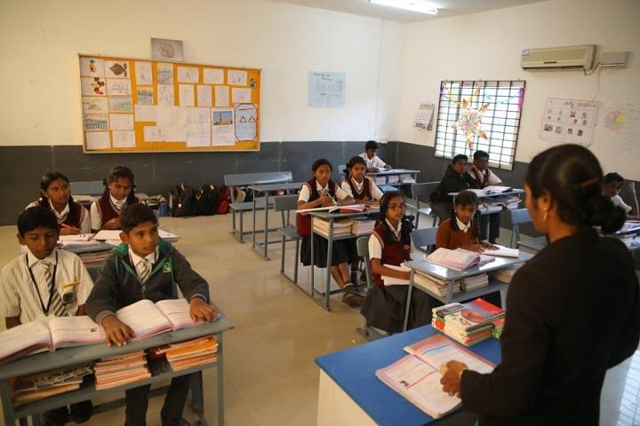 Shevaroys Valley School-Classroom