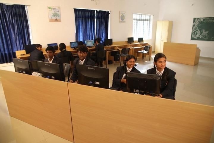 Shevaroys Valley School-Computer Lab