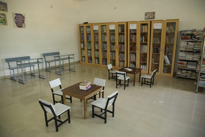 Shevaroys Valley School-Library
