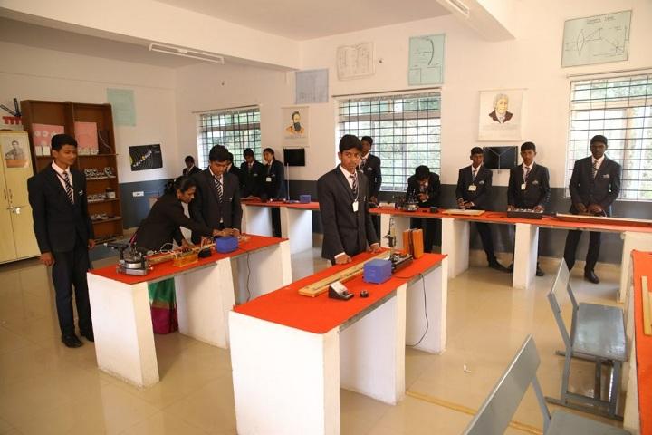 Shevaroys Valley School-Physics Lab