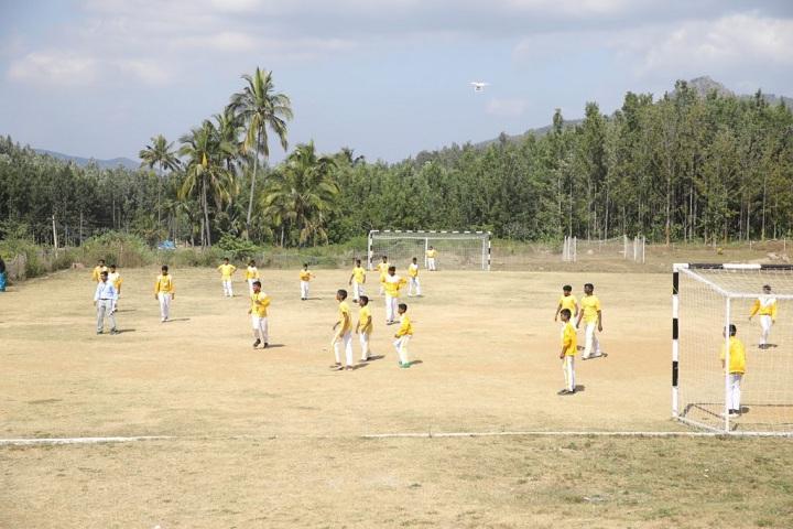 Shevaroys Valley School-Play Ground