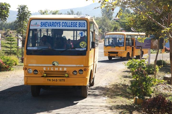 Shevaroys Valley School-Transport