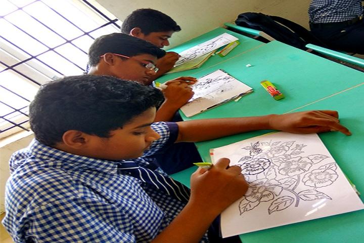 Shifan Noor Global Academy - Drawing