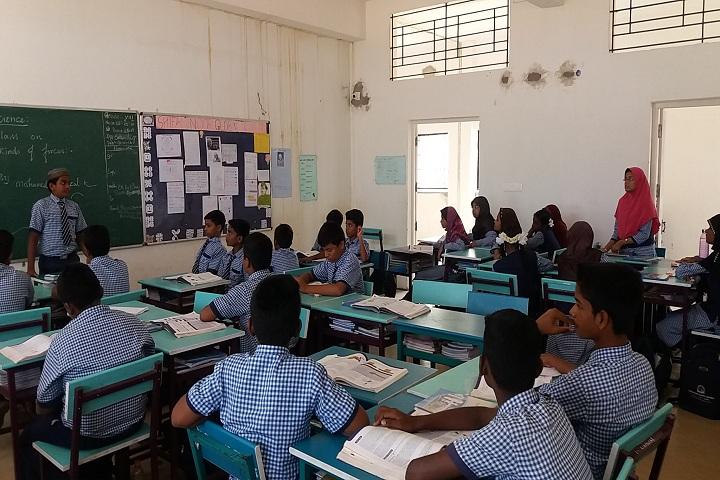 Shifan Noor Global Academy - classroom