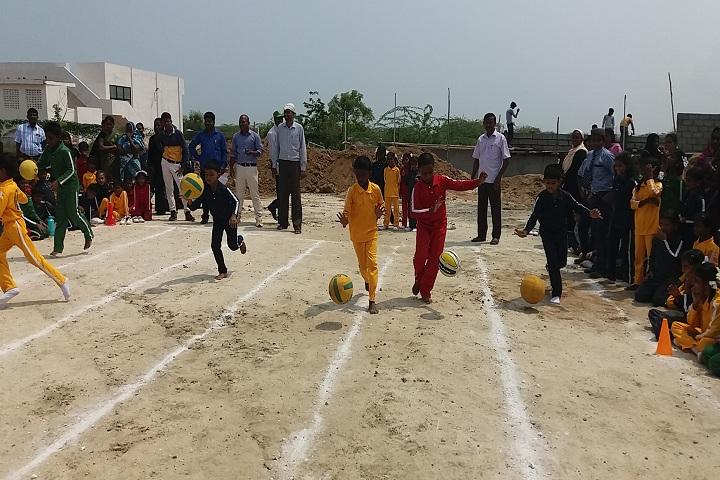 Shifan Noor Global Academy - sports