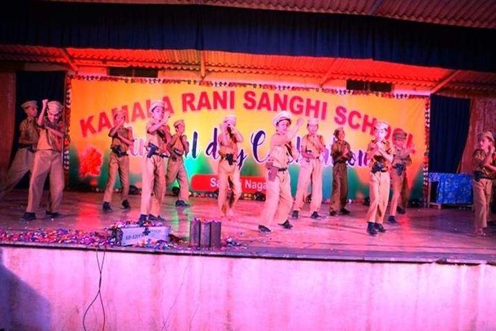 BVB Kamala Rani Sanghi Public School-Boys Dance