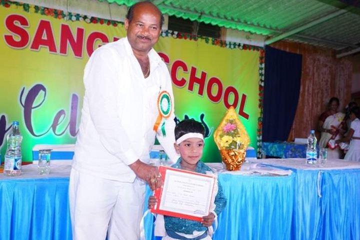 BVB Kamala Rani Sanghi Public School-Certification