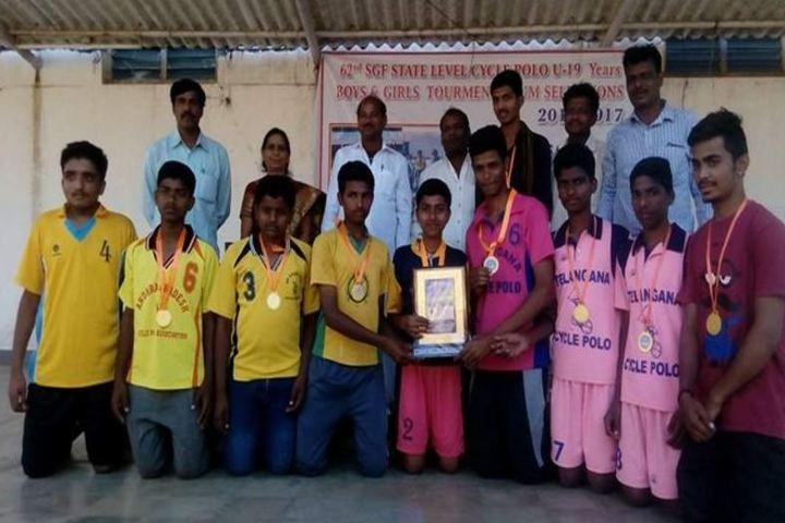 BVB Kamala Rani Sanghi Public School-Champions