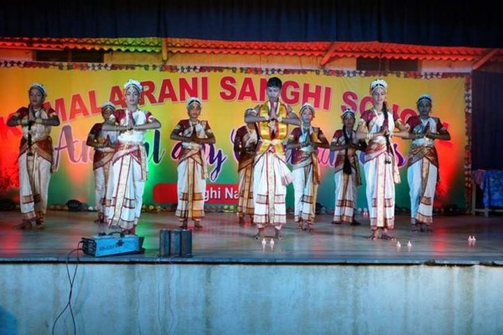 BVB Kamala Rani Sanghi Public School-Classical Dance