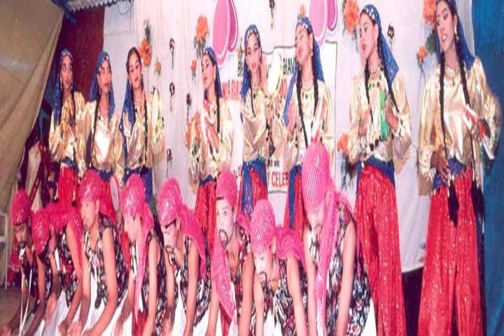 BVB Kamala Rani Sanghi Public School-Dance