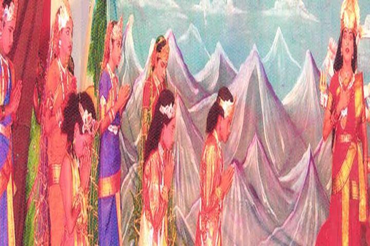 BVB Kamala Rani Sanghi Public School-Drama