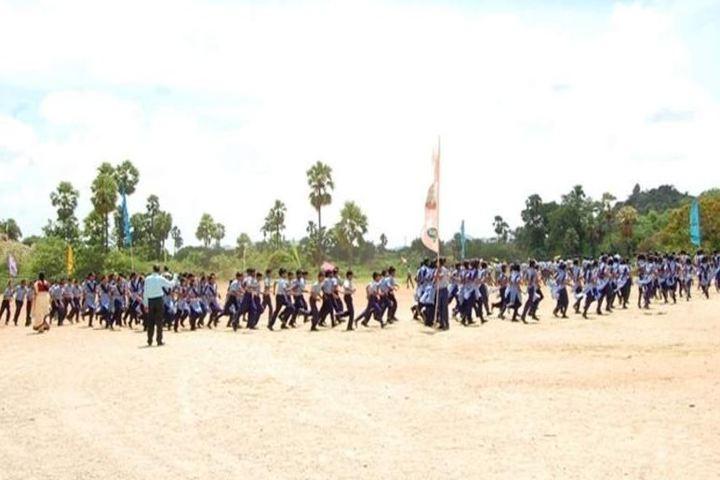 BVB Kamala Rani Sanghi Public School-Freedom Run