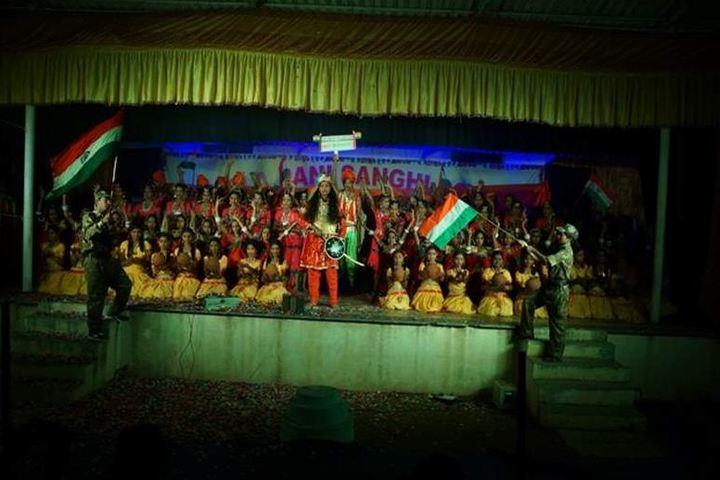 BVB Kamala Rani Sanghi Public School-Independence Day Celebrations