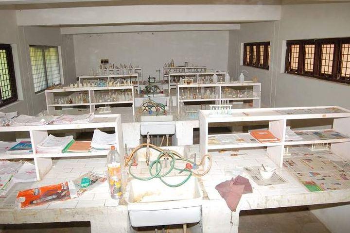 BVB Kamala Rani Sanghi Public School-Medical Lab