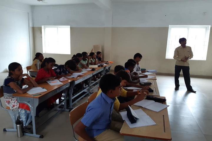 Shiva Niketan School-Classroom