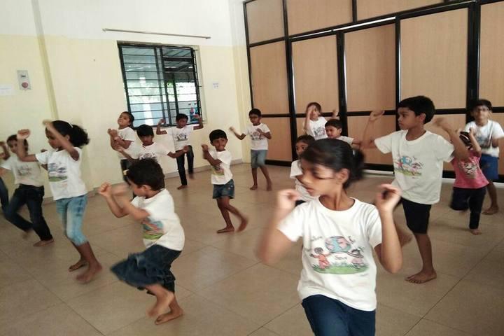 Shiva Niketan School-Dance room