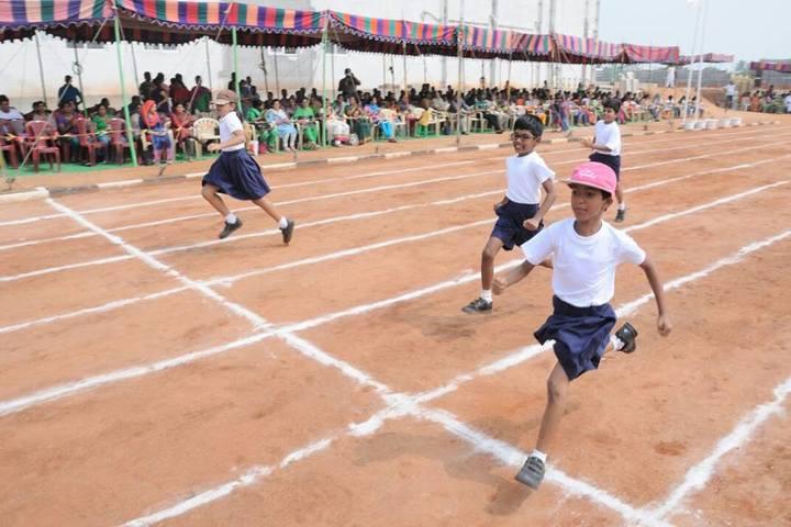 Shiva Niketan School-Games