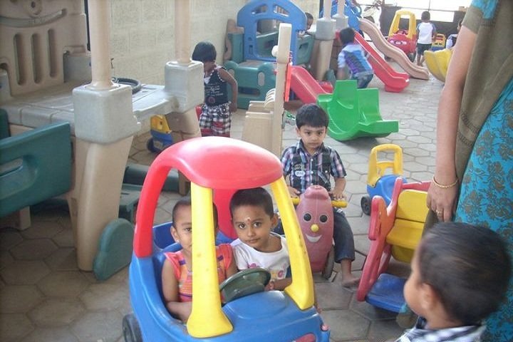 Shiva Niketan School-Kindergarden