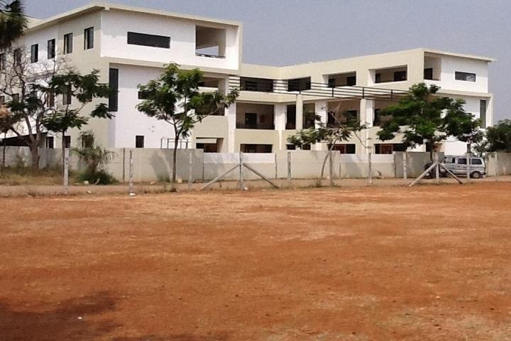 Shiva Niketan School-School Building