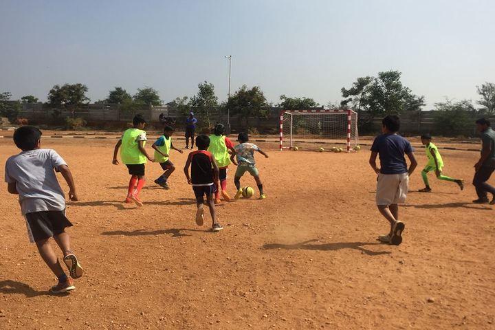 Shiva Niketan School-Sports