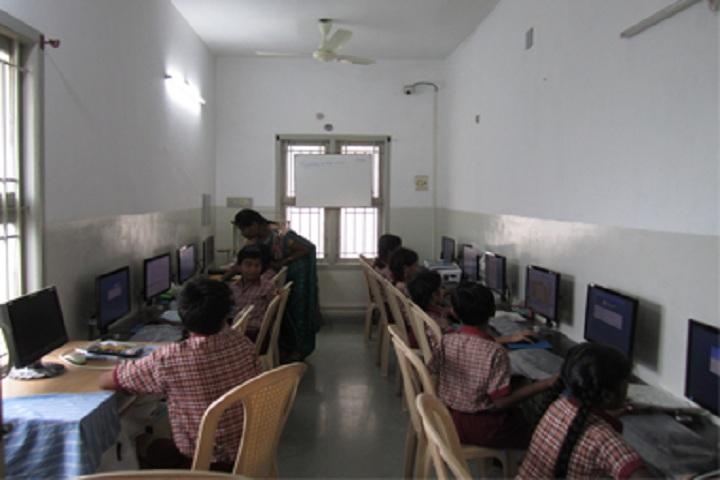 Shree Gugans School-Computer Lab