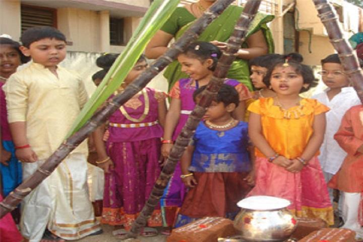 Shree Gugans School-Festival Celebration