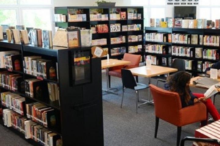 Shree Gugans School-Library