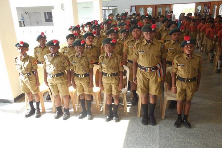 Shree Niketan Patasala-NCC