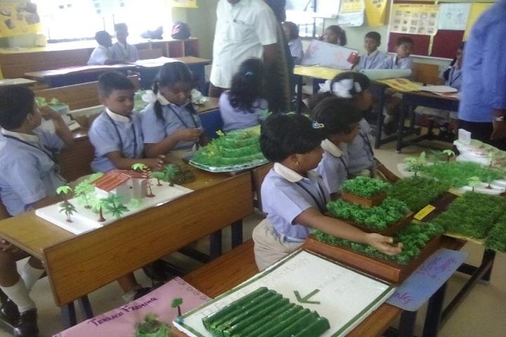 Shree Niketan Patasala-Project day