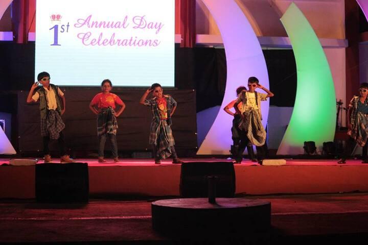 Shree Sankalpa School-Annual day