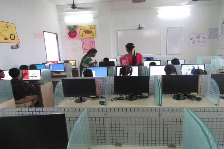Shree Sankalpa School-Computer Lab
