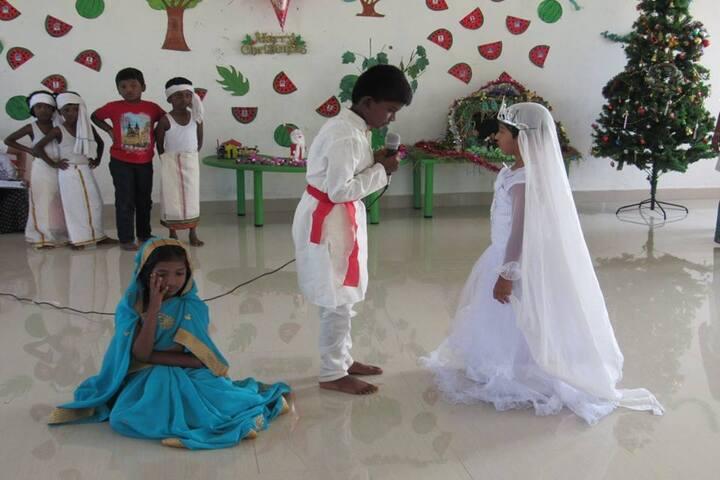 Shree Sankalpa School-Drama