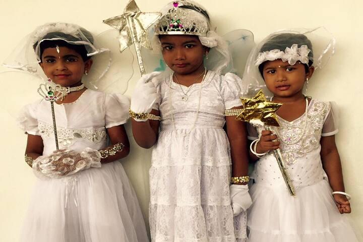 Shree Sankalpa School-Fancy Dress