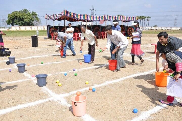 Shree Sankalpa School-Games