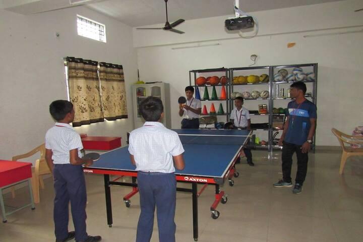 Shree Sankalpa School-Indoor Games