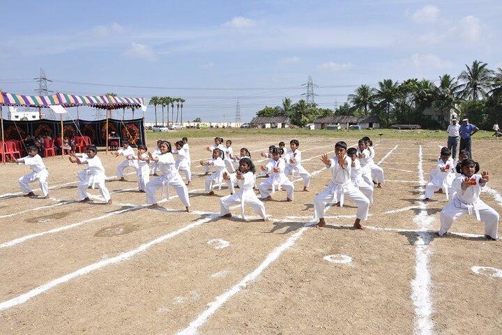Shree Sankalpa School-Karate