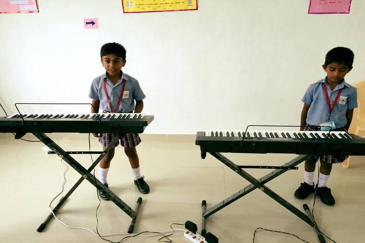 Shree Sankalpa School-Music room