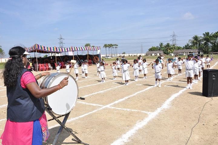 Shree Sankalpa School-Sports day