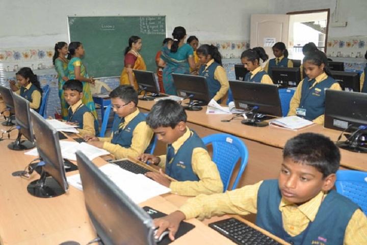 Shri Jay Raj Vidya Mandir School - Computer Lab
