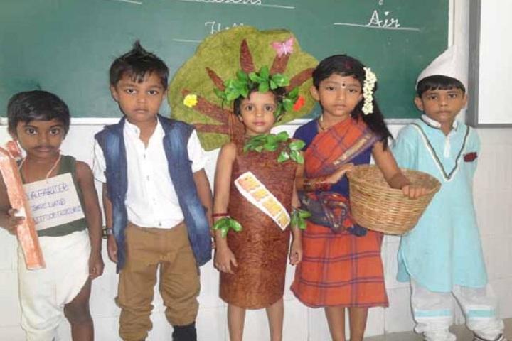 Shri Jay Raj Vidya Mandir School - Fancy Dress Competition