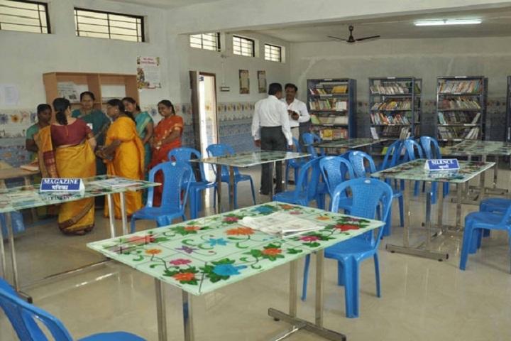 Shri Jay Raj Vidya Mandir School - Library
