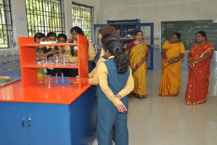 Shri Jay Raj Vidya Mandir School - Lab