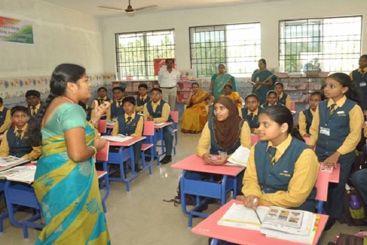 Shri Jay Raj Vidya Mandir School - Classrooms