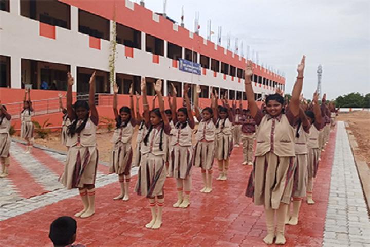 Shri Jayendra Vidhyalaya - Activity