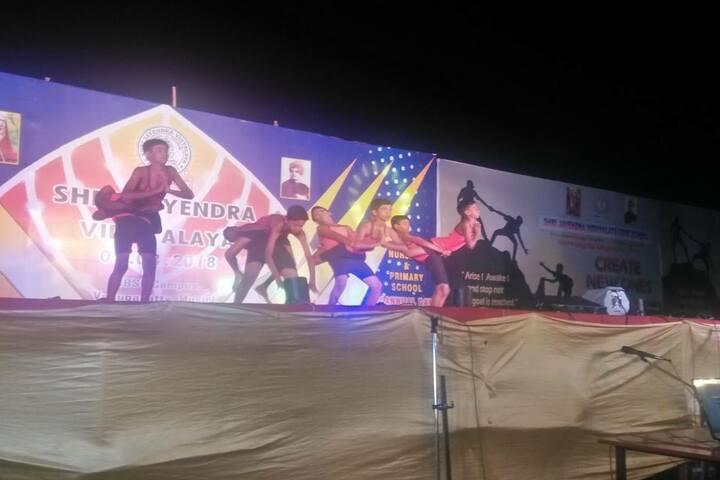 Shri Jayendra Vidhyalaya - Annual day dance