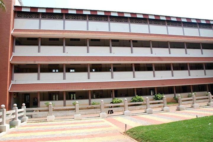 shri maharishi vidya mandir dindigul - School view